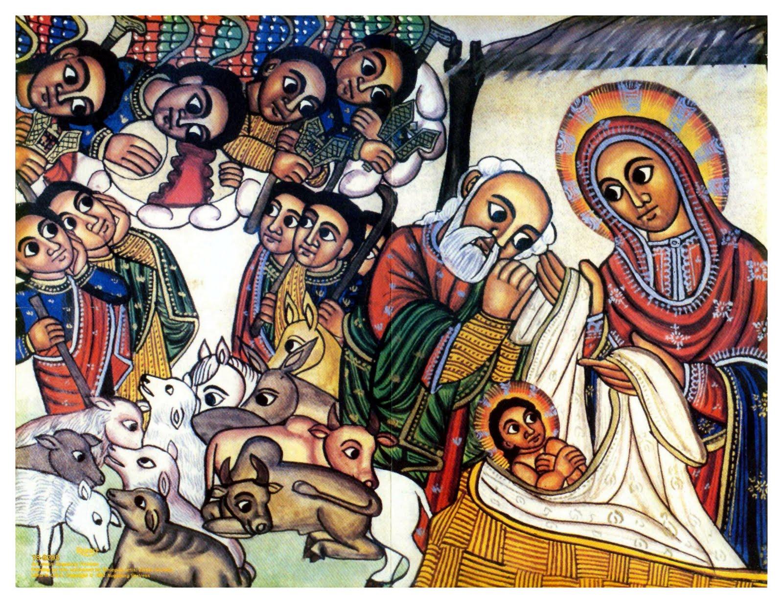 ethiopian christmas virgin mary ethiopian orthodox tewahedo cathedral - When Is Ethiopian Christmas